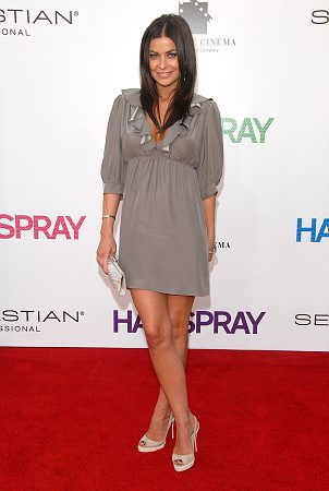 Carmen Electra at Hairspray Film Premieres in L.A.