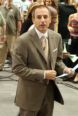 Matt Lauer Photo