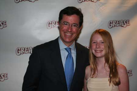 stephen colbert daughter madeline. Stephen Colbert (Comedy