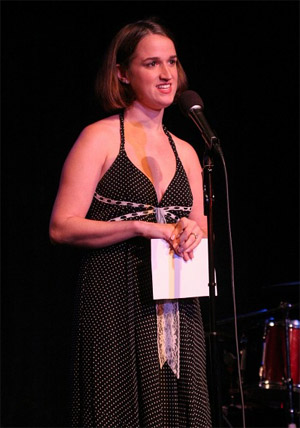 Melanie Moyer Williams at Red Fern 'Personal Stories' Cabaret 9/10