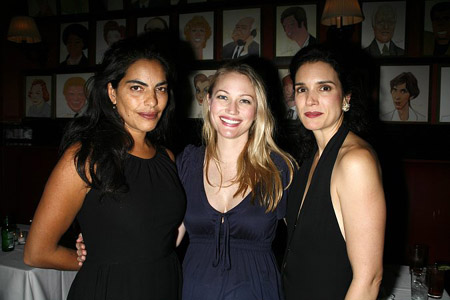 Photo Coverage: 'Rise of Dorothy Hale' Cast Opening & Party