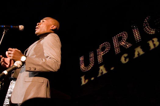 Photo Coverage: Upright LA 9/24 with Stephen Oremus