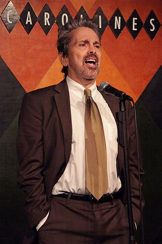 Craig Lucas at Rattlestick Playwrights 13th Anniversary Gala