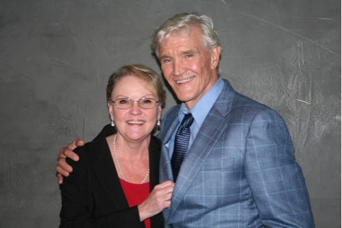 Maureen Canary and David Canary