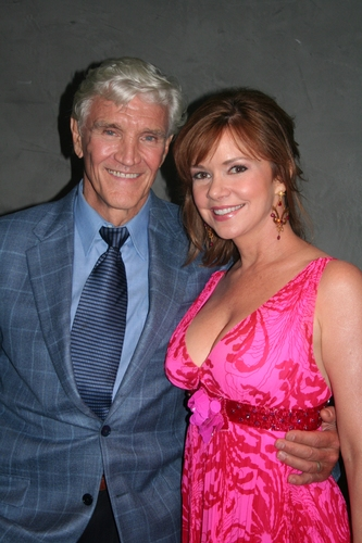 David Canary and Bobbie Eakes