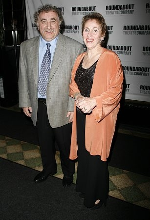 Teddy Coluca and Angela Pietropinto at 'The Ritz' Opening Night & After Party