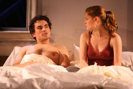 Alec Beard and Gillian Jacobs