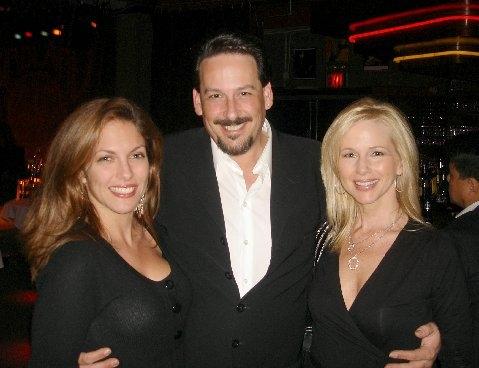 Hilary Kole, Mark Rupp and Suzanne Sena