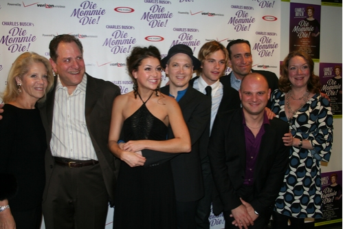 Daryl Roth, Bob Ari, Ashley Morris, Charles Busch,