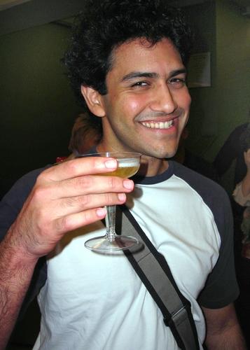 Original cast member Sanjit De Silva