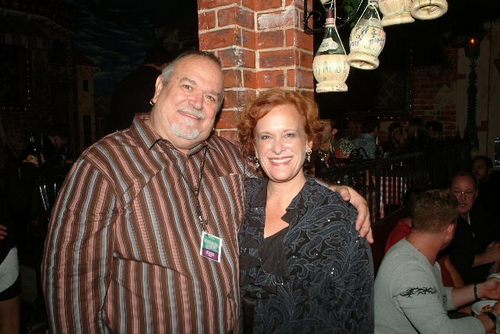 Ron Goswick and Linda Kerns