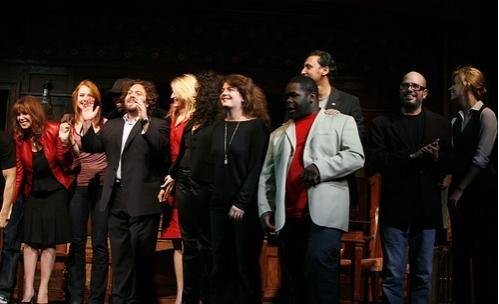 Marlo Thomas, Alicia Witt, Dan Fogler, Mamie Gummer, Gaby Hoffman, Elizabeth Banks and David Cross