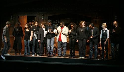 Hugh Dancy, Tracie Thoms, Chris Rock, Ramon Rodriguez, Andre Royo, Mums, Dan Fogler, Gaby Hoffman, Aasif Mandvi, Elizabeth Banks and David Cross
