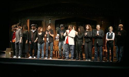Hugh Dancy, Tracie Thoms, Chris Rock, Ramon Rodriguez, Andre Royo, Mums, Dan Fogler,  Photo