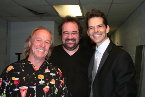 Jackie Martling, Michael Lanning and J. Robert Spencer