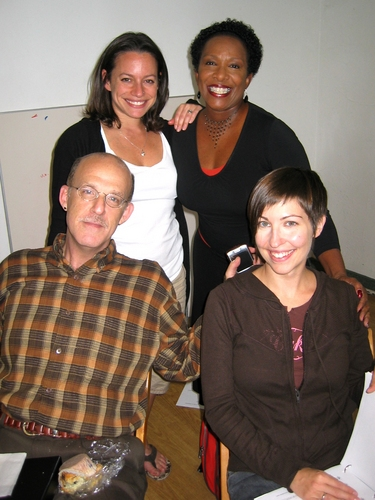 Staci Rudnitsky, Gayle Turner, Kenny Morris and Vanessa Lemonides
