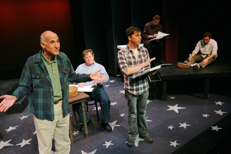 Mitch Greenberg, John O'Creagh, Kevin Cahoon, Rick Crom and David Rossmer