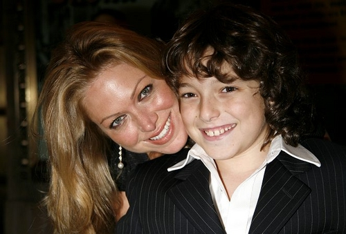 Gianna Palminteri and Dante Palminteri