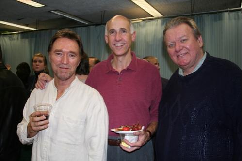 Michael Medeiros, Mitchell Greenberg (School Teacher) and Richard Pruitt (Claude)