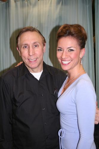 Rick Crom (Pierre) and Wendi Bergamini