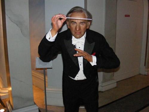 Leonard Bernstein Photo