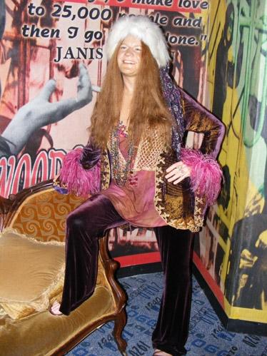 Janis Joplin Photo