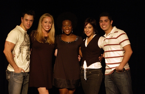 John Carroll, Shea Sullivan, Anastacia McCleskey, Shanna VanDerwerker, Daniel Hunalp Photo