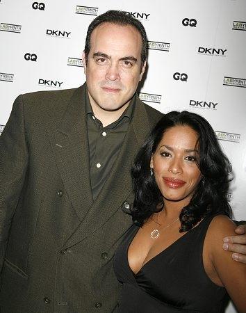 David Zayas and Liza Zayas