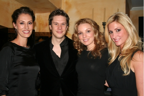Sara Gettelfinger, David Miller, Joy Kabanuck and Kelly Levesque
