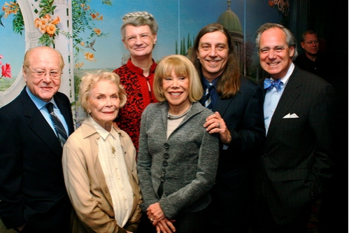 Seymour Press, Gemze De Lappe, Sondra Gilman, Tommy Tune, Alyce Gilbert, Neil Mazzella and Doug Leeds