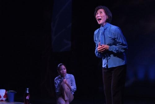 Roseanne Ma and Wai Ching Ho
