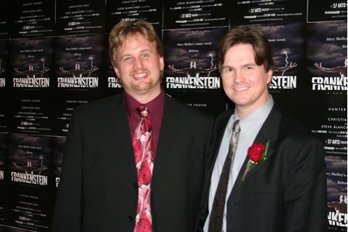 Mark Baron (Music) and Jeffrey Jackson (Book & Lyrics)