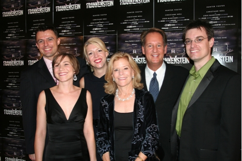 Bill Fennelley, Emily Pepper (Costume Designer) Kelly Devine, Douglas C. Evans and Kevin Judge (Scenic Designer)