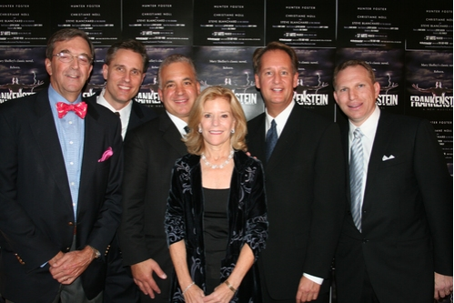 Producers: Emery Olcott, Gerald Goehring, Michael F Mitri, Barbara Olcott, Douglas C. Evans and David S. Stone