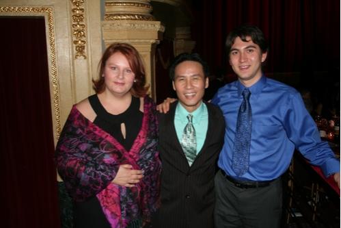Michelle Elliott, B.D. Wong, Danny Larsen
