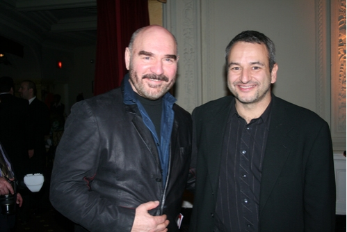 Jon Kimbell and Joe DiPietro
