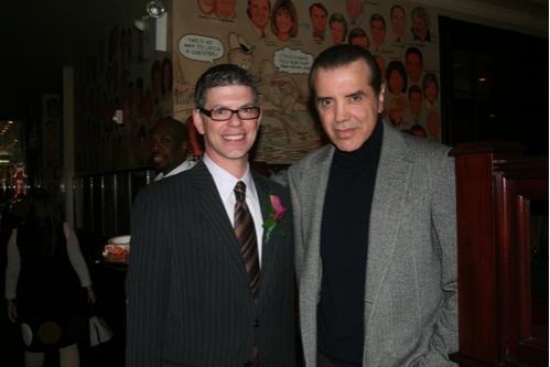 Jack Tantleff and Chazz Palminteri