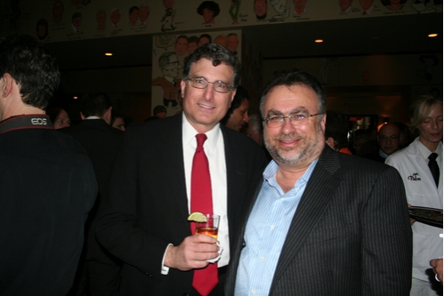 Bruce Cohen and Richard Frankel