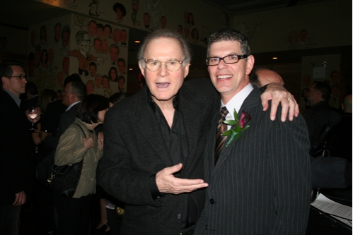 Charles Grodin and Jack Tantleff
