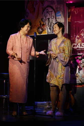 Ruth Zhang and Michi Barall