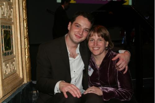 Euan Morton and Lee Armitage Photo