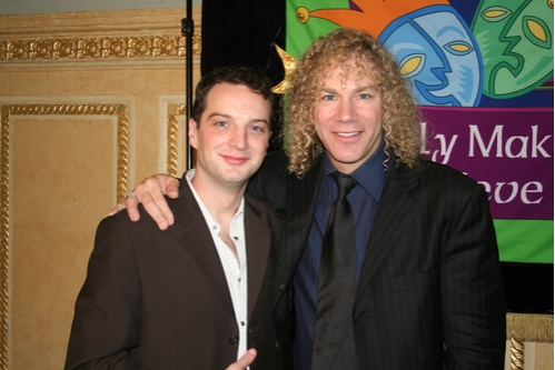 Euan Morton and David Bryan