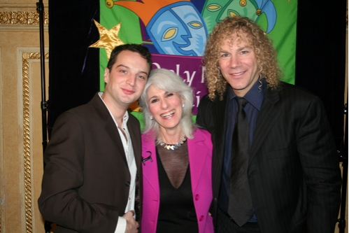 Euan Morton, Jamie DeRoy and David Bryan