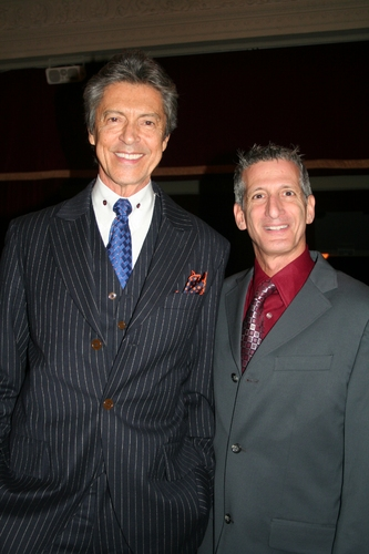 Tommy Tune and Jeff Rindler