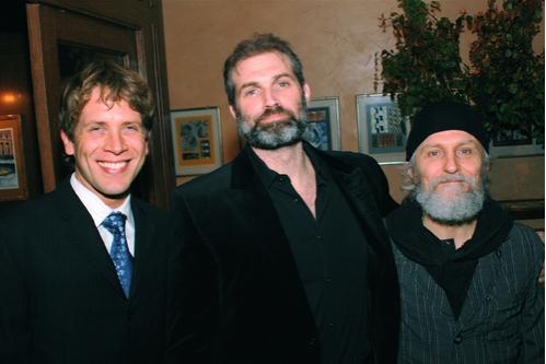 Jeremy Webb, Marc Kudisch and David Patrick Kelly