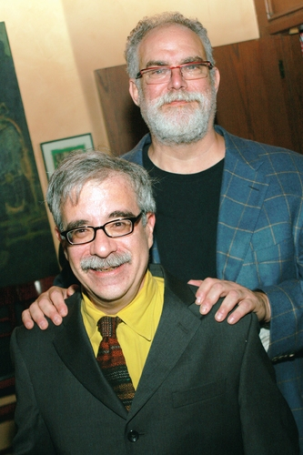 Ira Weitzman and William Finn