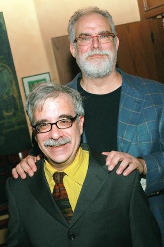Ira Weitzman and William Finn