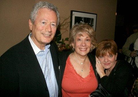 Steve Sorokoff, Marilyn Michaels and Kristi Tucker (Maye's daughter)