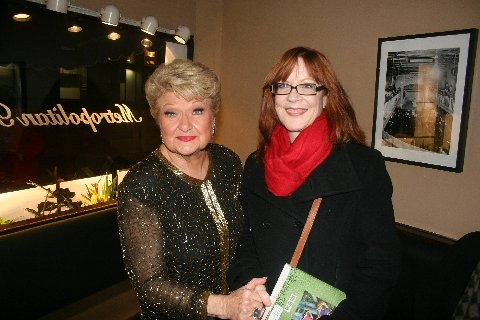 Marilyn Maye and The Manhattan Transfer's Laurel Masse
