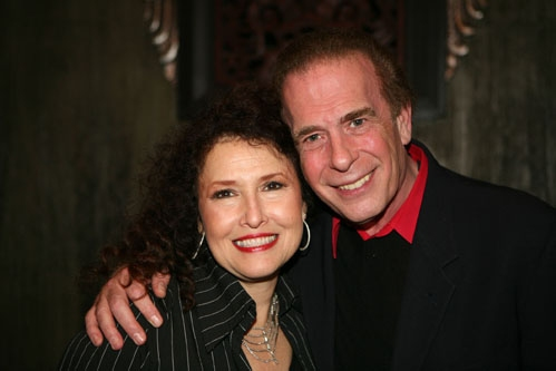 David Michaels and Melissa Manchester